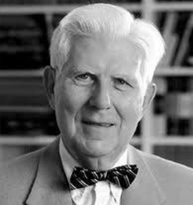 Aaron Beck the US psychologist who pioneered cognitive behavioural therapy
