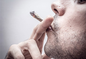 If you use cannabis then you are at greater risk of developing schizophrenia