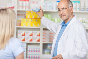 The pharmacist at your chemist can give advice about medicines that will help you cope with side effects