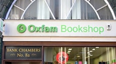Working in charity shops such as those run by Oxfam provide valuable experience in retail and that all-important entry in your CV