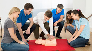 A first aid at work certificate is inexpensive and is valued by most employers