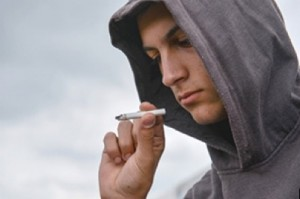 If you have schizophrenia then using street drugs will increase your risk of dangerous behaviour and make your paranoia worse (Image: Axente Vlad/Shutterstock)