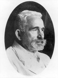 Emil Kraepelin, the psychiatrist who first described the condition we now call schizophrenia (Photo: Wellcome Images on Wikimedia Commons)