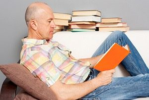 Flexing your intellectual muscles will help combat cognitive symptoms (Photo: ArtFamily on Shutterstock)