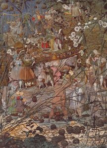 The Fairy Feller's Master Stroke by Richard Dadd (Image:  Tate London on Wikimedia Commons)